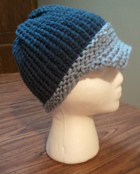Newsboy Cap Loom Knitting Central